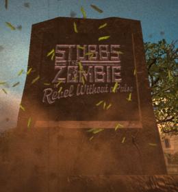 Stubbs zombie demo title
